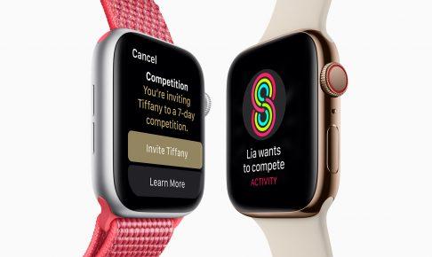 Apple Watch Series 4発表!カラー・ステンレス・アルミで悩んだ結果コレを注文!