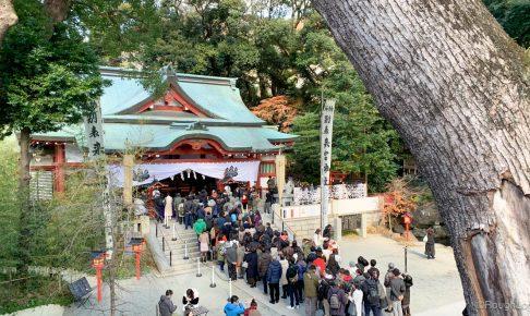 熱海旅行で日本屈指のパワースポット「来宮神社」へ。樹齢2千年の大楠に圧倒される